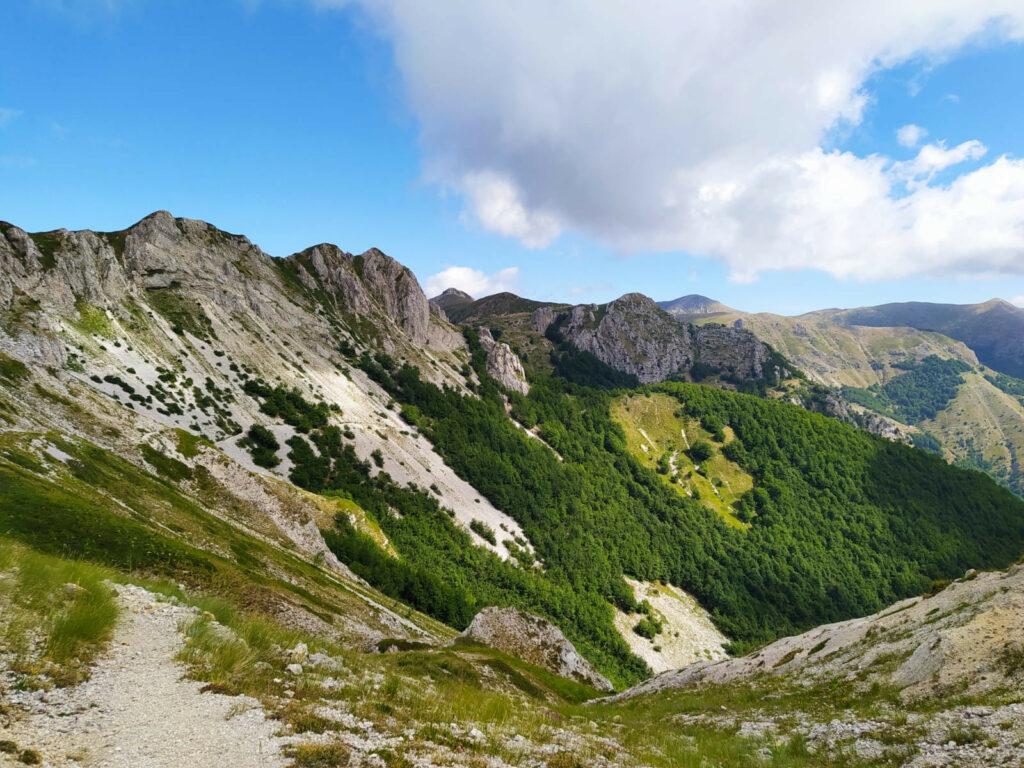 Itinarrando - Monte di Cambio